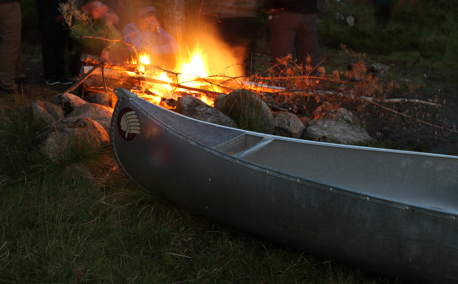 3 day river camping adventure