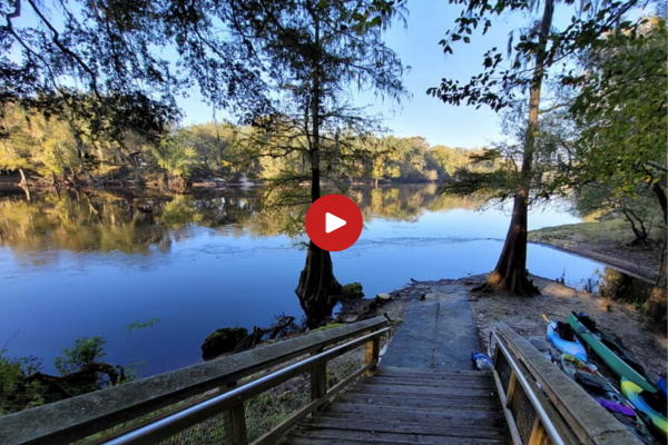 Suwannee River Camping Adventure